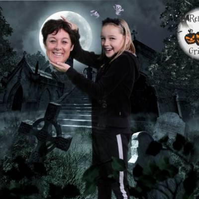Fotoalbum van Halloween Greenscreen Fotografie | Attractiepret.nl