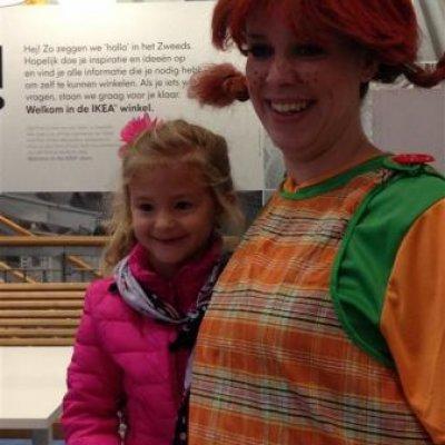 Fotoalbum van Pippi en haar Verrassings Karretje | Attractiepret.nl