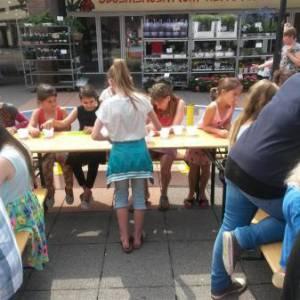 Kids Workshop Elastieken Armbandjes maken inhuren