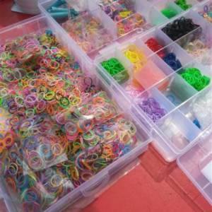 Kids Workshop Elastieken Armbandjes maken huren