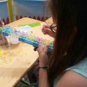 Workshop Elastieken Armbandjes maken boeken