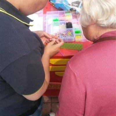 Foto van Kids Workshop Elastieken Armbandjes maken | Attractiepret.nl