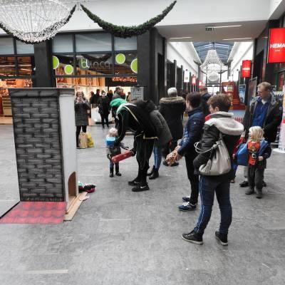 Het Schoorsteen Spel met Zwarte Piet inhuren?