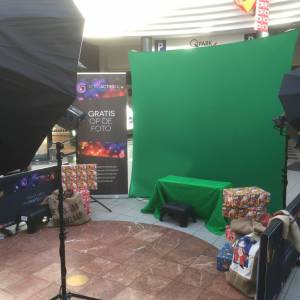 Sinterklaas Greenscreen Fotografie inhuren of boeken