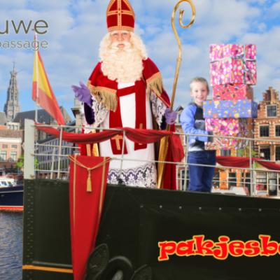 Greenscreen Fotografie voor Sinterklaas boeken of inhuren?