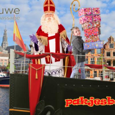 Sinterklaas Greenscreen Fotografie inhuren