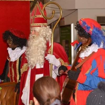 Muziekpiet van Sinterklaas boeken of inhuren