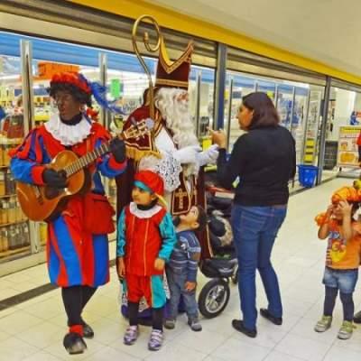 Muziekpiet van Sinterklaas inzetten of inhuren