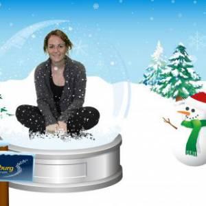 Greenscreen Fotografie voor Kerst inhuren?