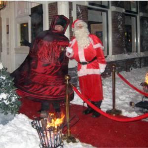 Wandelende Kerstklokken inhuren?