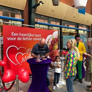 Een Taart voor Moederdag - Winkelcentrum Actie boeken?