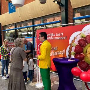 Een Taart voor Moederdag - Winkelcentrum Actie inhuren?