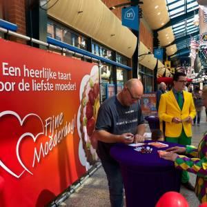 Een Taart voor Moederdag - Winkelcentrum Actie inzetten?