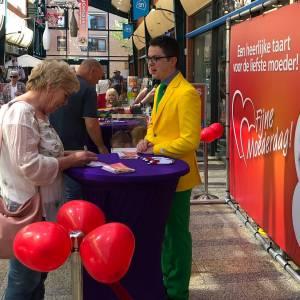 Winkelcentrum Actie Een Taart voor Moederdag boeken?