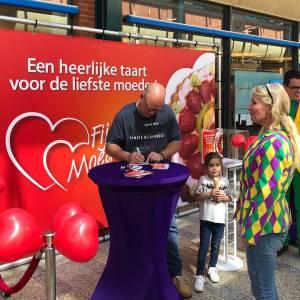 Winkelcentrum Actie Een Taart voor Moederdag inhuren?