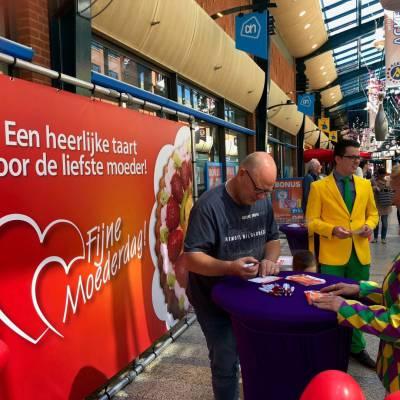Foto van Een Taart voor Moederdag - Winkelcentrum Actie | JB Productions