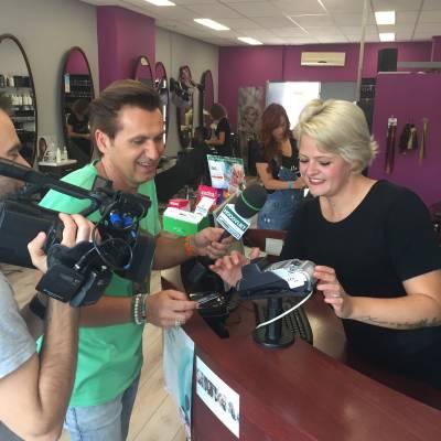 Foto van Wij Pinnen voor U -  Winkelcentrum promotie via Social Media | JB Productions
