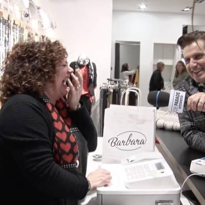 Foto van Wij Pinnen voor U -  Winkelcentrum promotie via Social Media | Artiestenbureau JB Productions