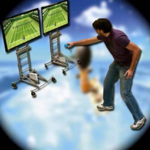 Wii en Kinect Game Arena huren