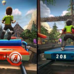 De Wii en Kinect Game Arena inhuren