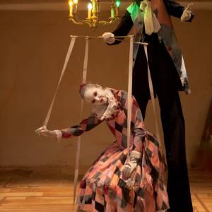 Steltoop Act - Ballet en Dansen op Stelten boeken?