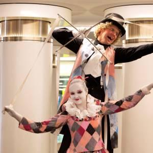 Ballet en Dansen op Stelten - Steltoop Act inzetten?