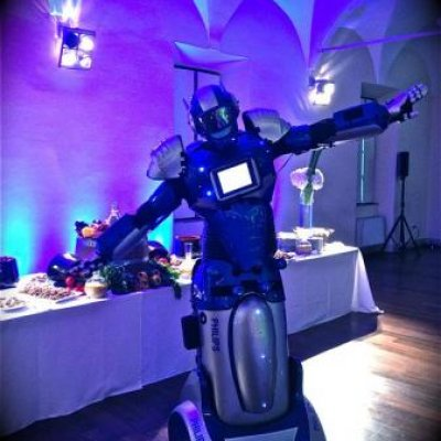 Foto van I.K. Robot | Artiestenbureau JB Productions
