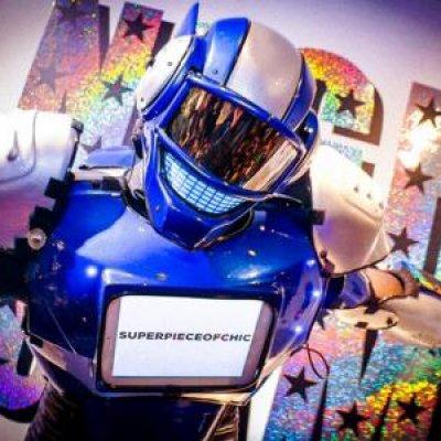 Fotoalbum van I.K. Robot | Attractiepret.nl