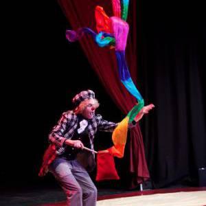 Magic Circus Comedy Show boeken?