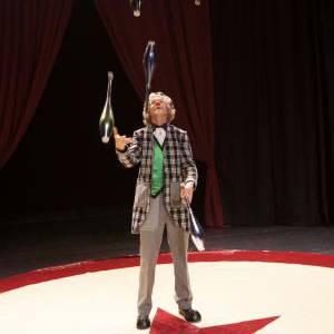 Magic Circus Comedy Show inzetten?
