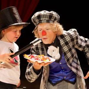 Boeken van Magic Circus Comedy Show