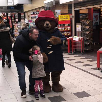 Meet and Greet Beertje Paddington