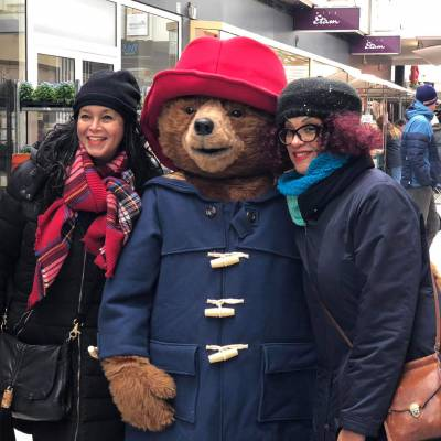 Meet and Greet Beertje Paddington boeken