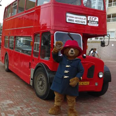 Foto van Meet & Greet Beertje Paddington | Artiestenbureau JB Productions