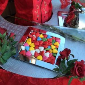 Walking Table - Valentijn boeken?