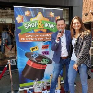 Shop en Win spelshow inhuren