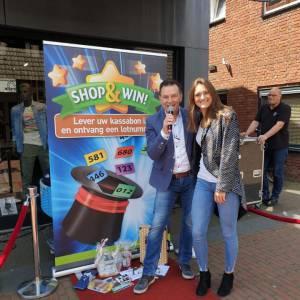 Shop en Win spelshow boeken