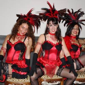 Los del Sol - CanCan & Moulin Rouge Show boeken?