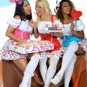 Candy Girls en Candy Boys inzetten?