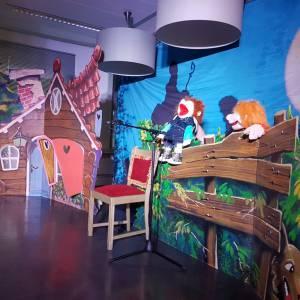 Dotje en Snotje Sinterklaasshow inclusief bezoek Sinterklaas inhuren?