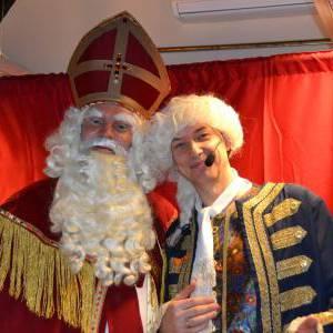 De Magische Sint Spel Show inhuren?