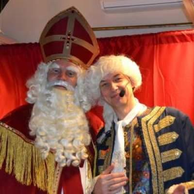 Fotoalbum van De Magische Sint Spel Show | Sinterklaasshow.nl