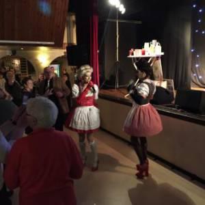 Anja Bretzel en Marijke Weiß-Wurst inhuren op uw evenement