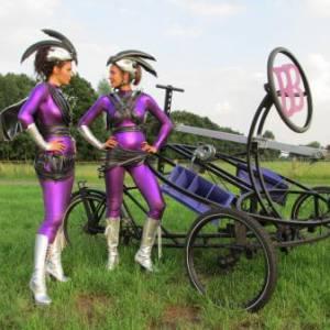 Bike Babes inzetten?