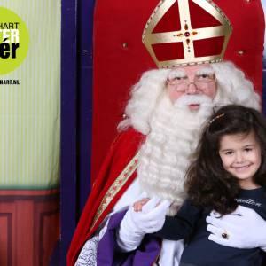 Op de foto met Sinterklaas inhuren