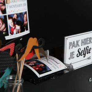 Selfie fotohokje boeken?