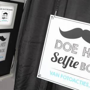Selfie fotohokje inhuren?