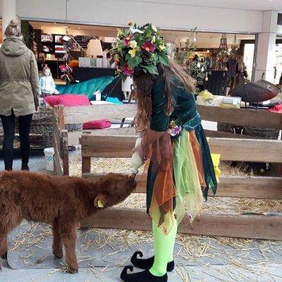 Foto van Voorjaarsmanden - Dierenplezier | Kindershows.nl