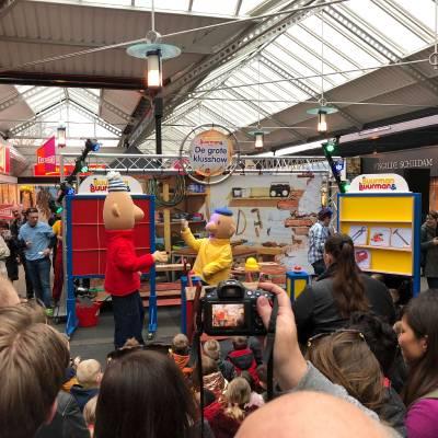 Fotoalbum van Buurman & Buurman - De Grote Klusshow | Looppop.nl