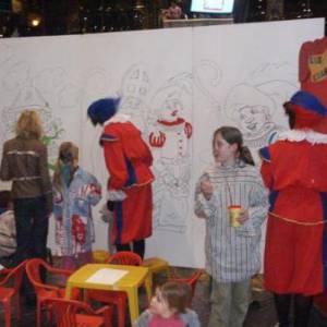 Kunst 4 Kids in Sinterklaas stijl inhuren?